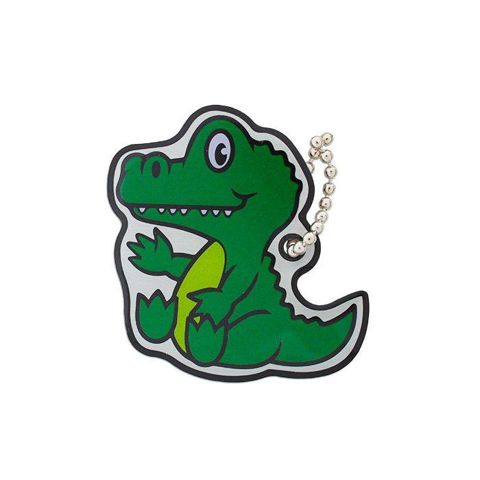 Cache Advance Tag Cachekinz™ - Krokodil