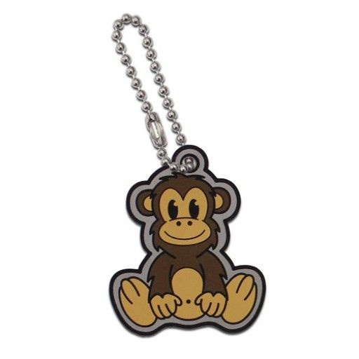 Cache Advance Tag Cachekinz™ - monkey