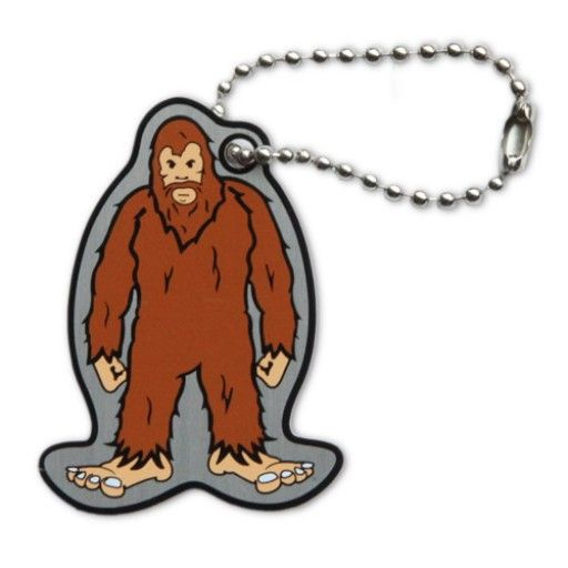 Cache Advance Tag Cachekinz™ - Bigfoot