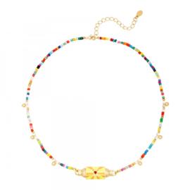 Ketting Multi Beads