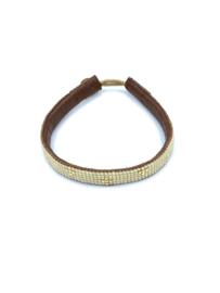 Armband IBU Beige