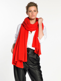 Sjaal Sjaalmania Cosy Chique Poppy Red