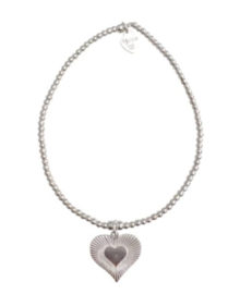 Armband Tiny Wishes Galaxy heart