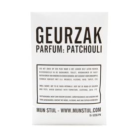 Geurzak Patchouli