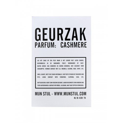 Geurzak Cashmere