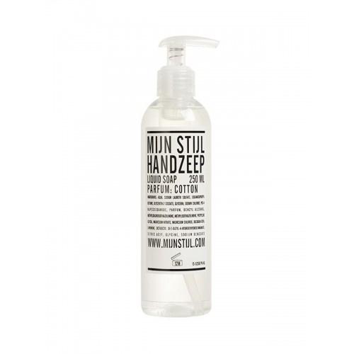 Handzeep transparant parfum Cotton 250 ml