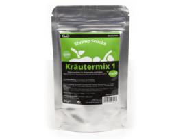 GlasGarten Shrimp Snacks Kräutermix 1