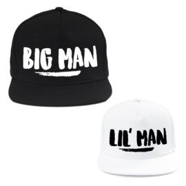 TWINNING SET: BIG MAN + LIL MAN