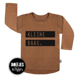 KLEINE BAAS SHIRT