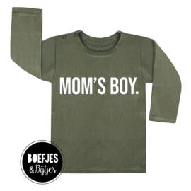 MOM'S BOY - SHIRT