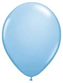 Ballonnen ''Metallic Licht blauw''