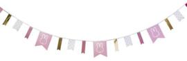 Slinger ''Nijntje baby Roze'' (4 meter)