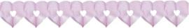 Papierenslinger ''Hartje Roze'' (Klein, 6 meter)