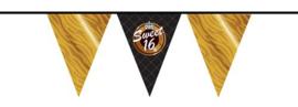 Vlaggenlijn PE ''Sweet 16'' (10 meter)