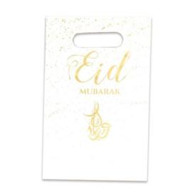 Uitdeelzakjes ''Eid Mubarak'' (6 stuks)