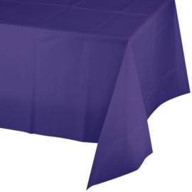 Tafelkleed purple (137x274cm)