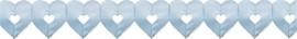 Papierenslinger ''Hartje blauw'' (Klein, 6 meter)