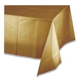 Tafelkleed glittering gold (137x274cm)