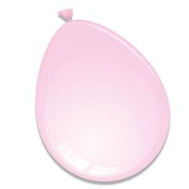 Ballonnen ''Mat Baby roze''