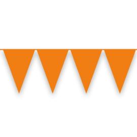 Vlaggenlijn oranje (10meter)