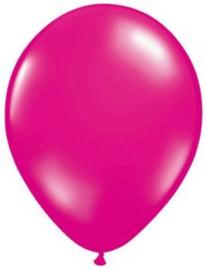 Ballonnen ''Metallic Fuchsia''