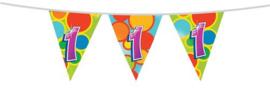 Vlaggenlijn ''1 jaar'' (10 meter)