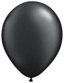 Ballonnen ''Metallic Zwart''