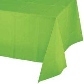 Tafelkleed fresh lime (137x274cm)