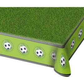 Tafelkleed ''Voetbal'' (180 x 130 cm)