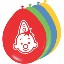 Ballonnen ''Bumba'' (8 stuks)