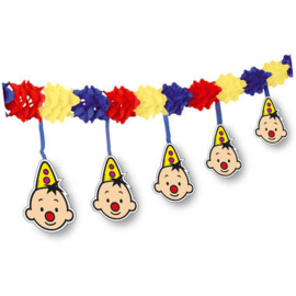 Slingers met onderhangers ''Bumba'' (4 meter)