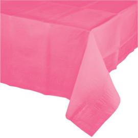 Tafelkleed candy pink (137x274cm)