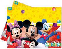 Tafelkleed ''Mickey mouse'' (180 x 120 cm)