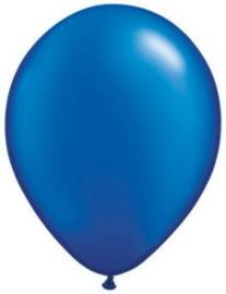 Ballonnen ''Metallic Donker blauw''