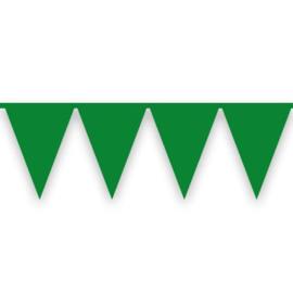 Vlaggenlijn donkergroen (10meter)