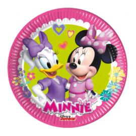 Borden ''Minnie Mouse'' (Klein, 8 stuks)