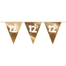 """Vlaggenlijn """"12,5 brons'' (10 meter)"""