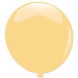 Topballon ''Transparant'' (Ø91cm, Per stuk)