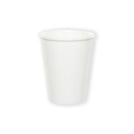 Bekertjes white (266ml, 8 stuks)