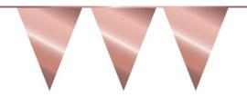 Vlaggenlijn rosé goud (10 meter)