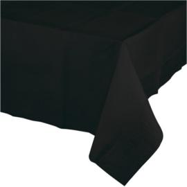Tafelkleed black velvet (137x274cm)