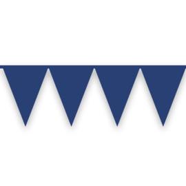 Vlaggenlijn donkerblauw (10meter)