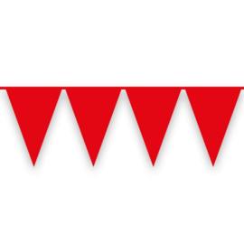 Vlaggenlijn rood (10meter)