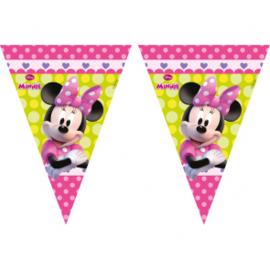 Vlaggenlijn ''Minnie Mouse'' (2.3 meter)