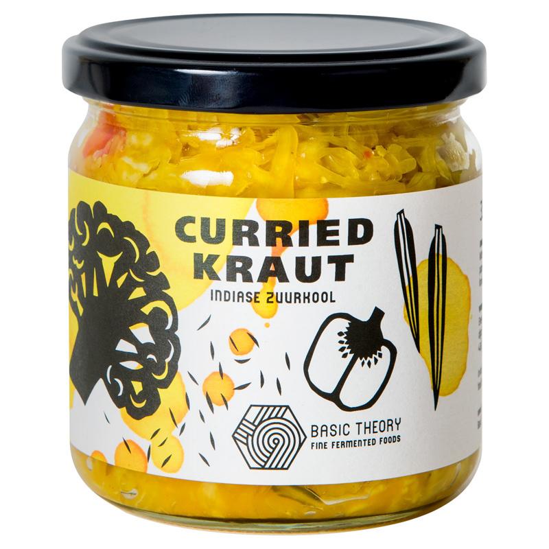 CURRIED KRAUT