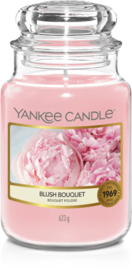 Yankee Candle Blush Bouquet - Large
