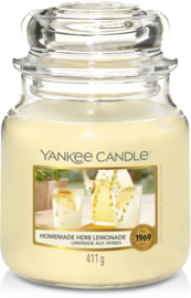 Yankee Candle Homemade Herb Lemonade - Medium