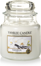 Yankee Candle Vanilla - Medium