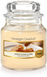 Yankee Candle Sweet Honeycomb - Small
