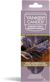 Dried Lavender & Oak Refill (2 stuks)